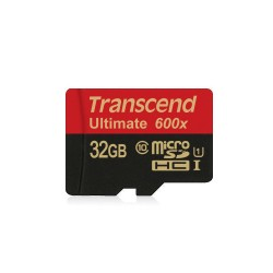 Transcend Ultimate 600x 32GB Micro SD U1