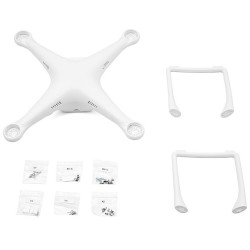 Part 72 DJI Phantom 3 Standart Shell (Top & Bottom)