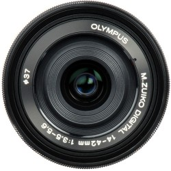 Olympus M.Zuiko Digital ED 14-42mm f/3.5-5.6 EZ Lense