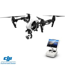 Quadcopter DJI Inspire 1 v2.0 with Zenmuse Z3