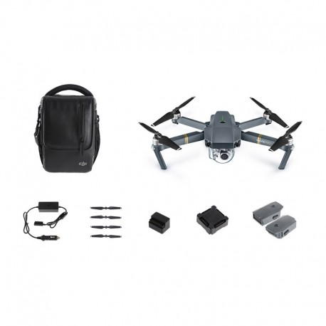DJI Mavic Pro Fly More Combo from COPTERS.EU