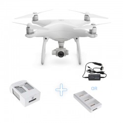 DJI Phantom 4 Camera Drone + additional Intelligent Flight Battery