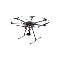 DJI Matrice 600 Pro drone + Zemuse Z30 camera