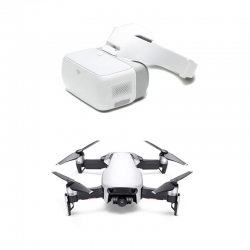 DJI Mavic Air and DJI Goggles