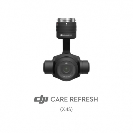 DJI Care Refresh 1 year plan for DJI Zenmuse X4S camera
