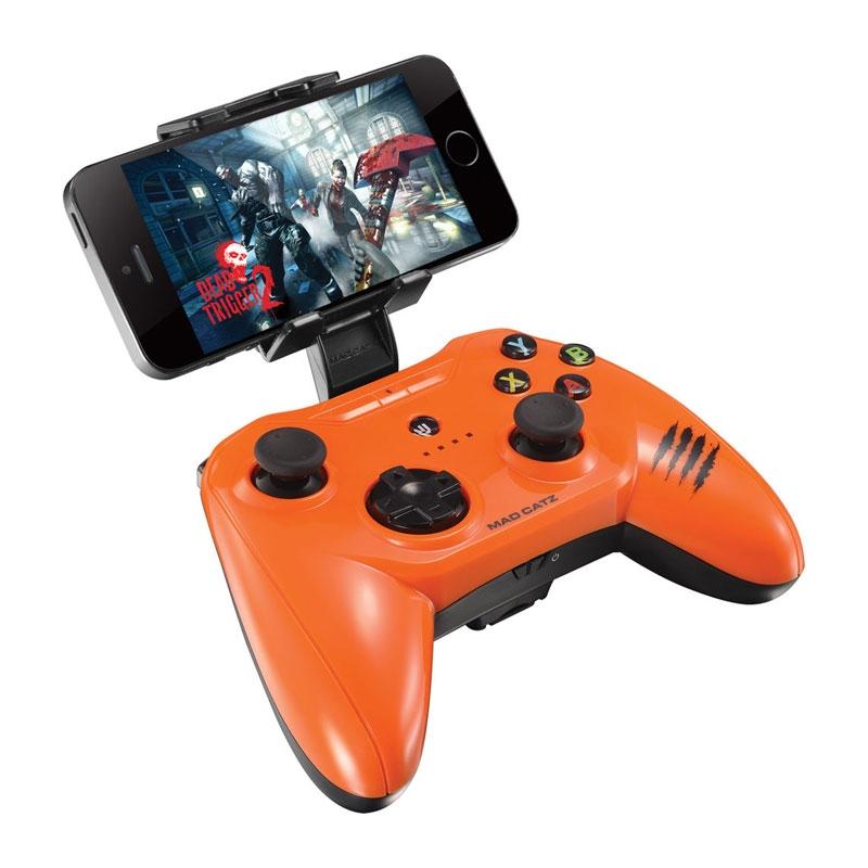 Tello Drone + Mad Catz Mobile Gamepad for iOS   COPTERS EU