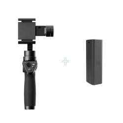 DJI OSMO Mobile + Additional Battery 980 mAh