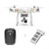 DJI Phantom 3 SE Camera Drone + Intelligent Flight Battery 4480 mAh and DJI Hardshell BackPack
