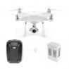 DJI Phantom 4 Camera Drone + Intelligent Flight Battery 5350 mAh and DJI Hardshell BackPack