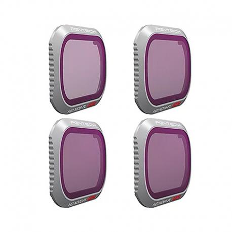 PGYTECH Filter Set for Mavic 2 Pro - ND8-PL, ND16-PL, ND32-PL and ND64-PL (Professional)