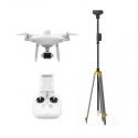 DJI Phantom 4 Multispectral Camera Drone + DJI D-RTK 2 Mobile Station Combo