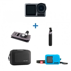 DJI Osmo Action + PGYTECH Travel Set