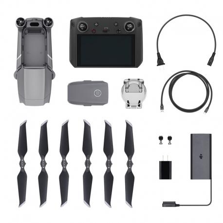 DJI Mavic 2 Zoom Camera Drone + DJI Smart Controller