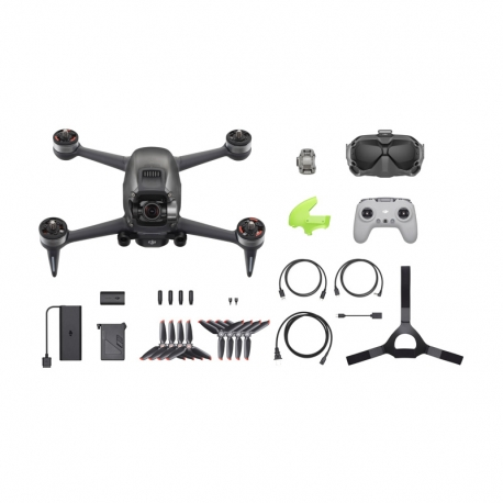 Origional FPV Drone Accessory with Luckybird USB Reader FPV Drone Arm Bracers