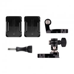 GoPro Helmet Front And Side Mount Master for Action camera