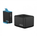 GoPro HERO10 & HERO9 Dual Battery Charger + Spare Battery