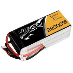 Battery Tattu LiPo 6S 22000mAh