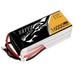 Battery Tattu LiPo 6S 16000mAh