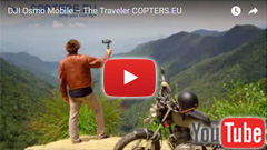 Travel with DJI OSMO Mobile