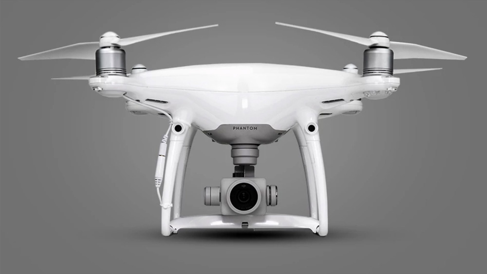 Air-Dropping system for Phantom 4 series 4