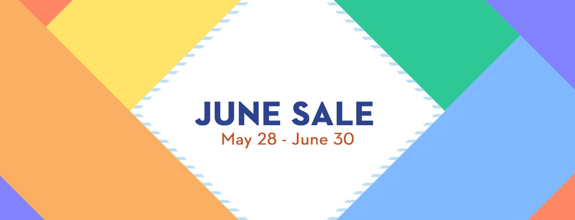 The new June promotion is waiting for you at COPTERS.EU!