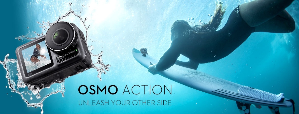 Choose Osmo Action at a great price only from COPTERS.EU!