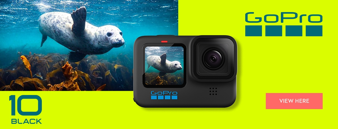 Here you can found new GoPro HERO10 Black from COPTERS.EU!