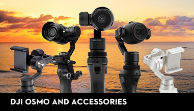 DJI OSMO and Accessories